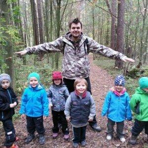 Školka v přírodě 2012 (2)