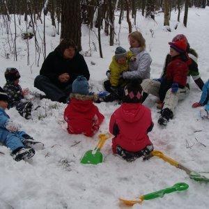 Školka v přírodě (4)